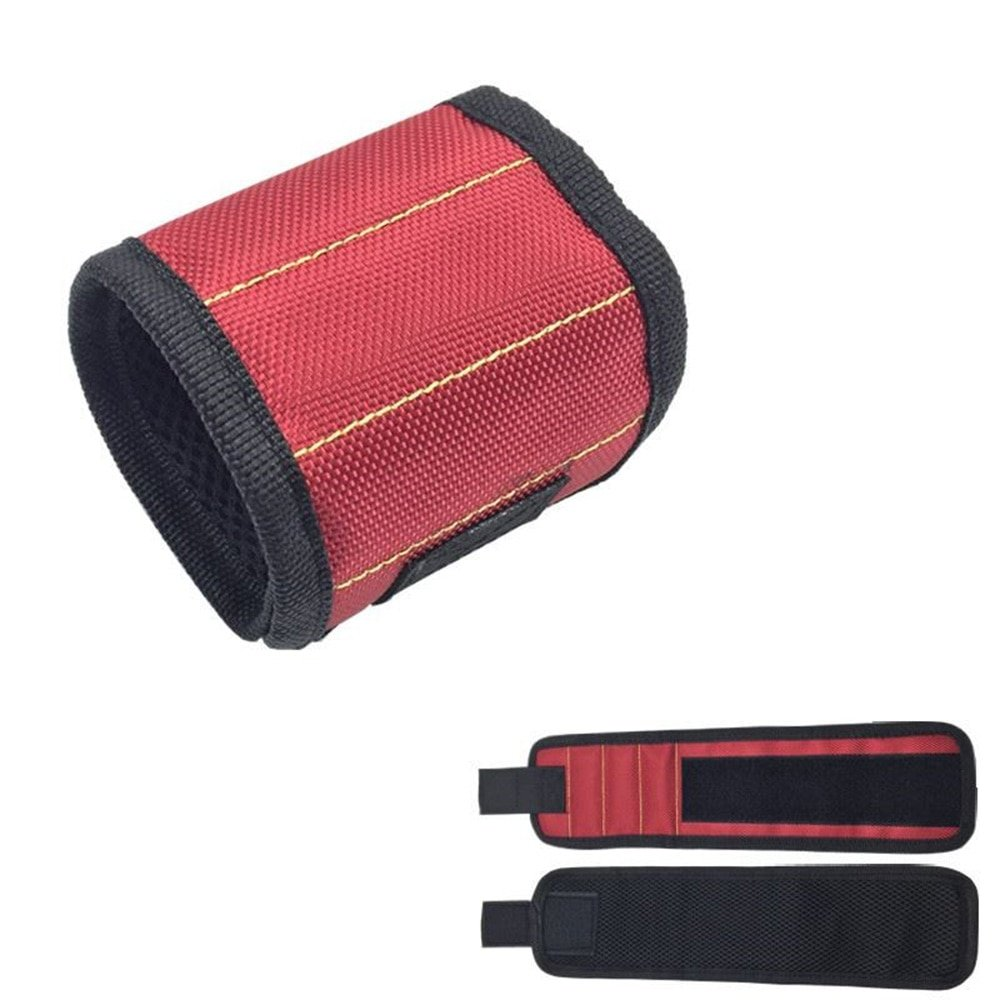 Portable Colorful Magnetic Wristband